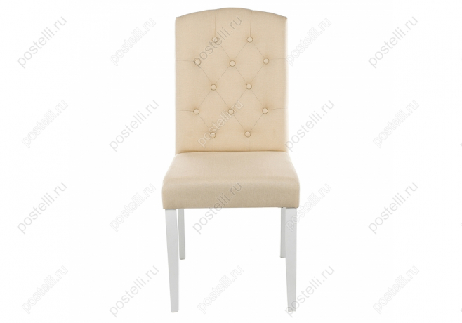 Стул Menson white/fabric сream (Арт. 11024)